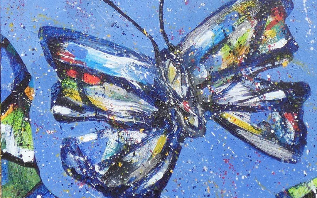 Und noch ein Schmetterlingsbild